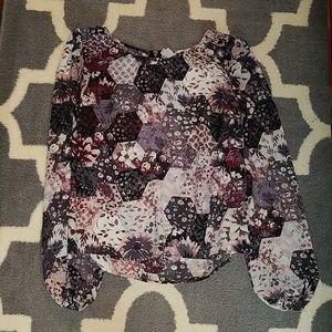 Xhilaration size medium blouse